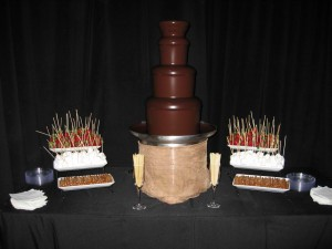 Miami Chocolate Fountain