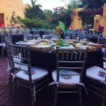 Chiavari chair rental miami